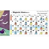 13の月の暦《TIMESCORE》白い磁気の魔法使いの年/説明付き(2019.7.26~2020.7.25) 画像