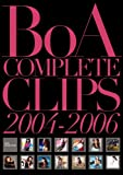 BoA COMPLETE CLIPS 2004-2006 [DVD]