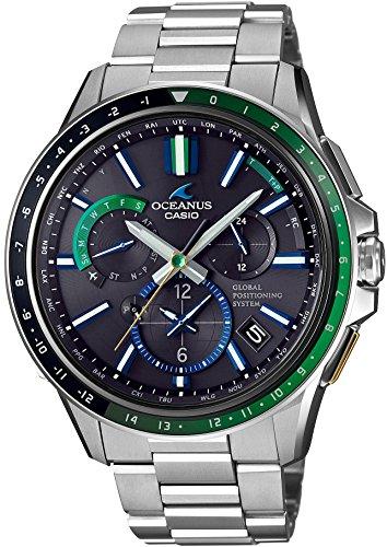 [カシオ]CASIO 腕時計 オシアナス GPSハイブリッド電波ソーラー Limited Edition OCW-G1100-1A2JF メンズ