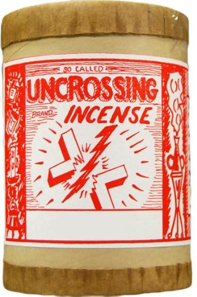 滝浪費効能高品質Uncrossing Powdered Incense 4オンス