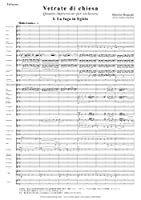 ティーダ出版 ポケットスコア 交響的印象「教会のステンドグラス」よりI,II (レスピーギ/小野寺真)