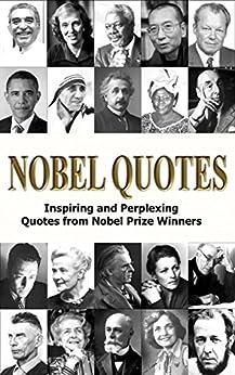 Amazon Co Jp Nobel Quotes Inspiring And Perplexing border=