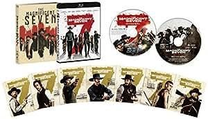 【Amazon.co.jp限定】マグニフィセント・セブン(初回生産限定)(2枚組)(A4 ビジュアルシート付き) [Blu-ray]