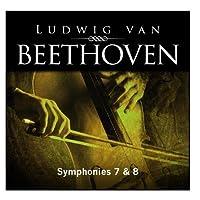 Ludwig van Beethoven: Symphonies 7 & 8【CD】 [並行輸入品]