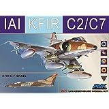 アバンギャルドモデル 1/72 イスラエル空軍 IAIクフィル C2/C7 プラモデル AGM86002