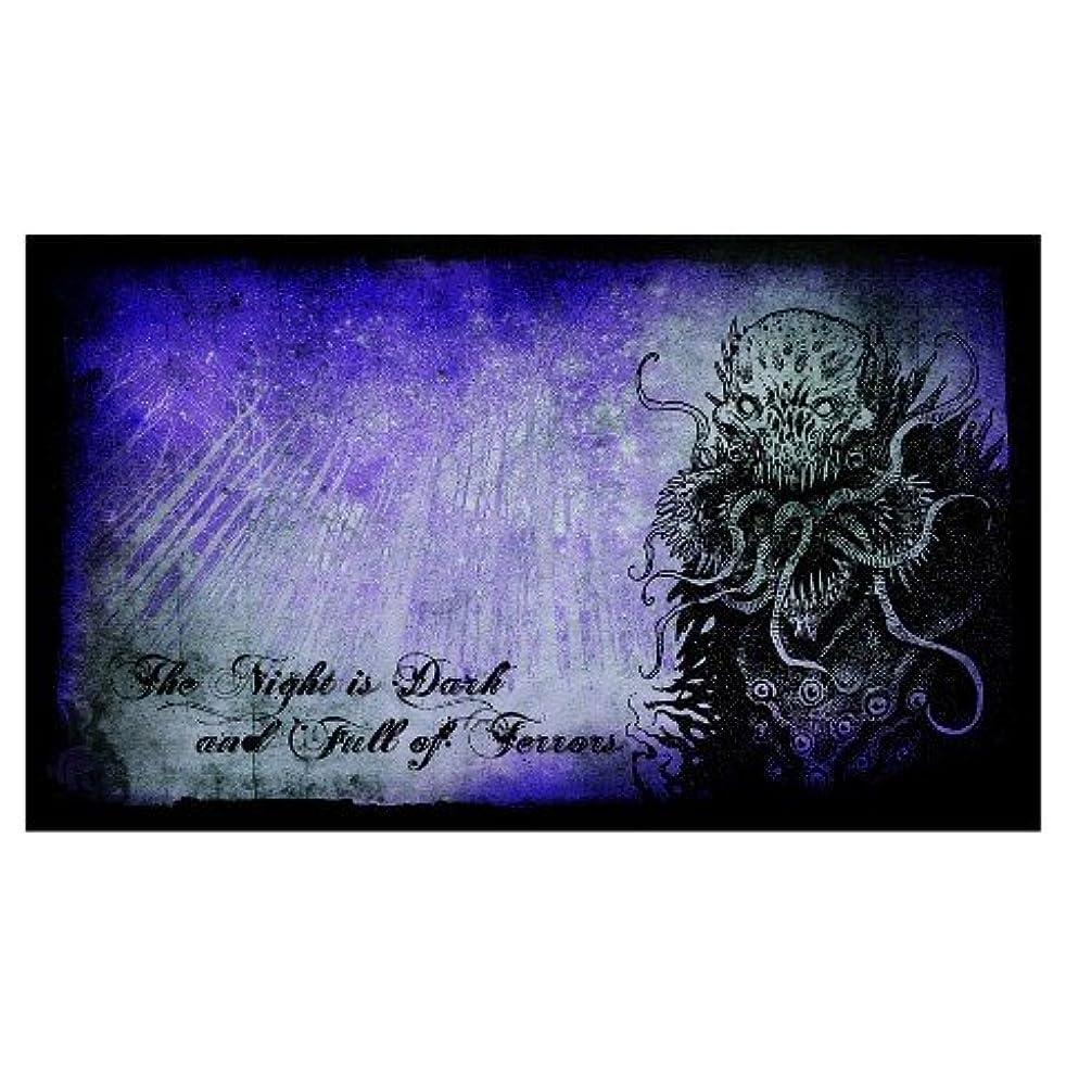 結婚式本を読む談話Night is Dark Fibersoft Playmat