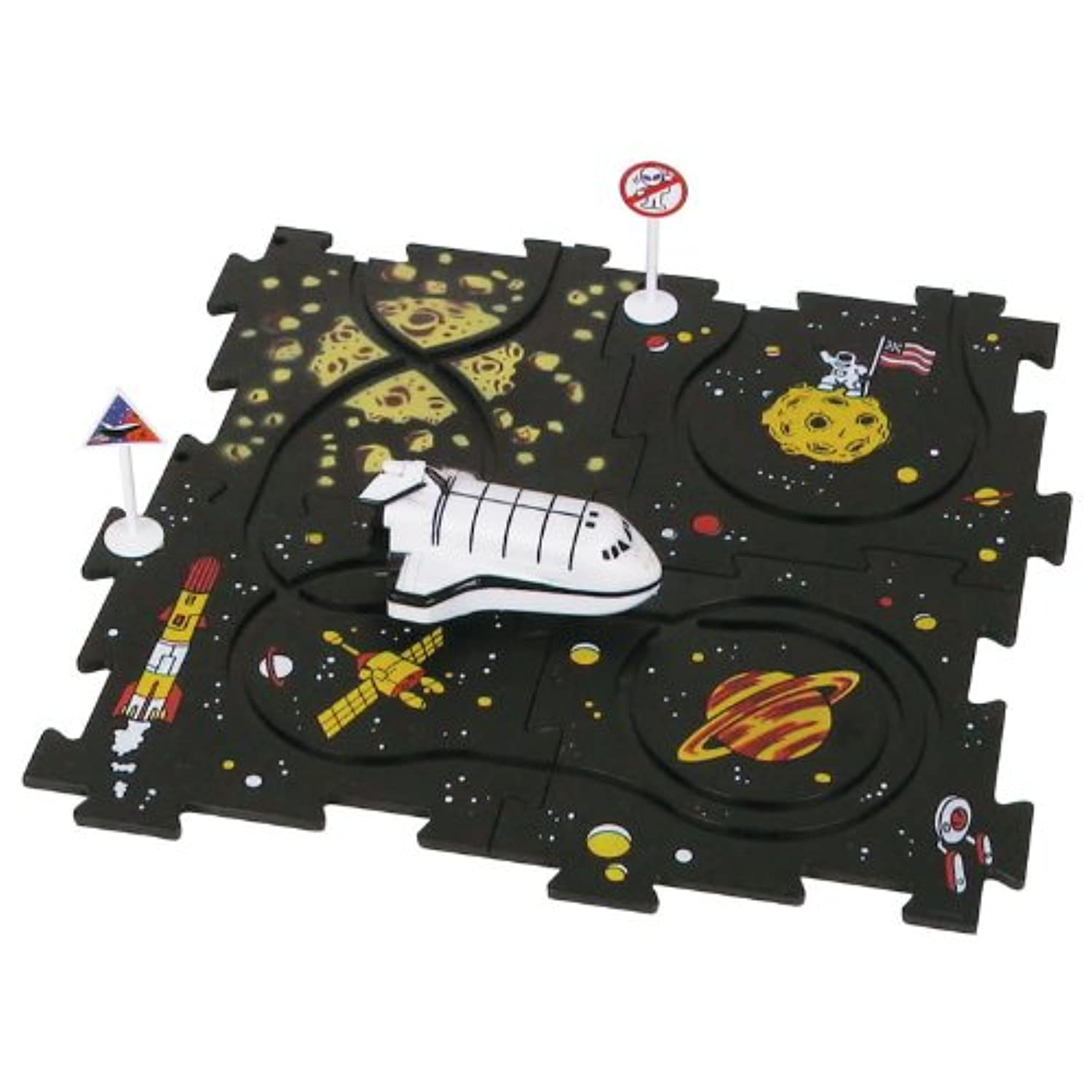 Tobar Space Vehicle Puzzle