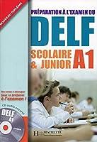 DELF SCOLAIRE&JUNIOR-A1(LIVRE+CD)