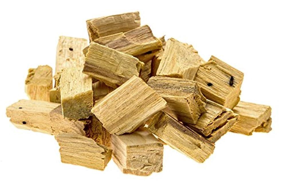 ウィザードリード優雅なプレミアムPalo Santo Holy Wood Incenseチップ、for purifying、クレンジング、ヒーリング、瞑想、Stress Relief。100 %自然と持続可能な、野生の収穫。( 1oz )
