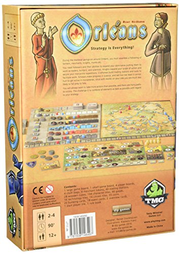 Orleans Tabletop Game