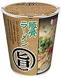 まる旨 豚骨ラーメン 60g ×12食