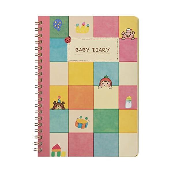 銀鳥産業 育児日記 自分にあったスタイルの育児日...の商品画像