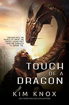 Touch of a Dragon by [Knox, Kim]