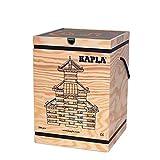 [カプラ] KAPLA ブロック280 アートブック(緑)付!積み木 知育教材 玩具 白木280ピース
