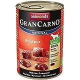 アニモンダ ドッグフード グランカルノ 牛肉 成犬用 400g