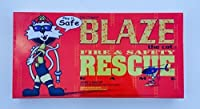 The Original Blaze the Cat Fire & Safety Rescue Game