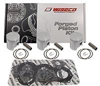 Wiseco (SK1224) 64.50mm 2-Stroke Piston Kit for Ski-Doo Snowmobile [並行輸入品]