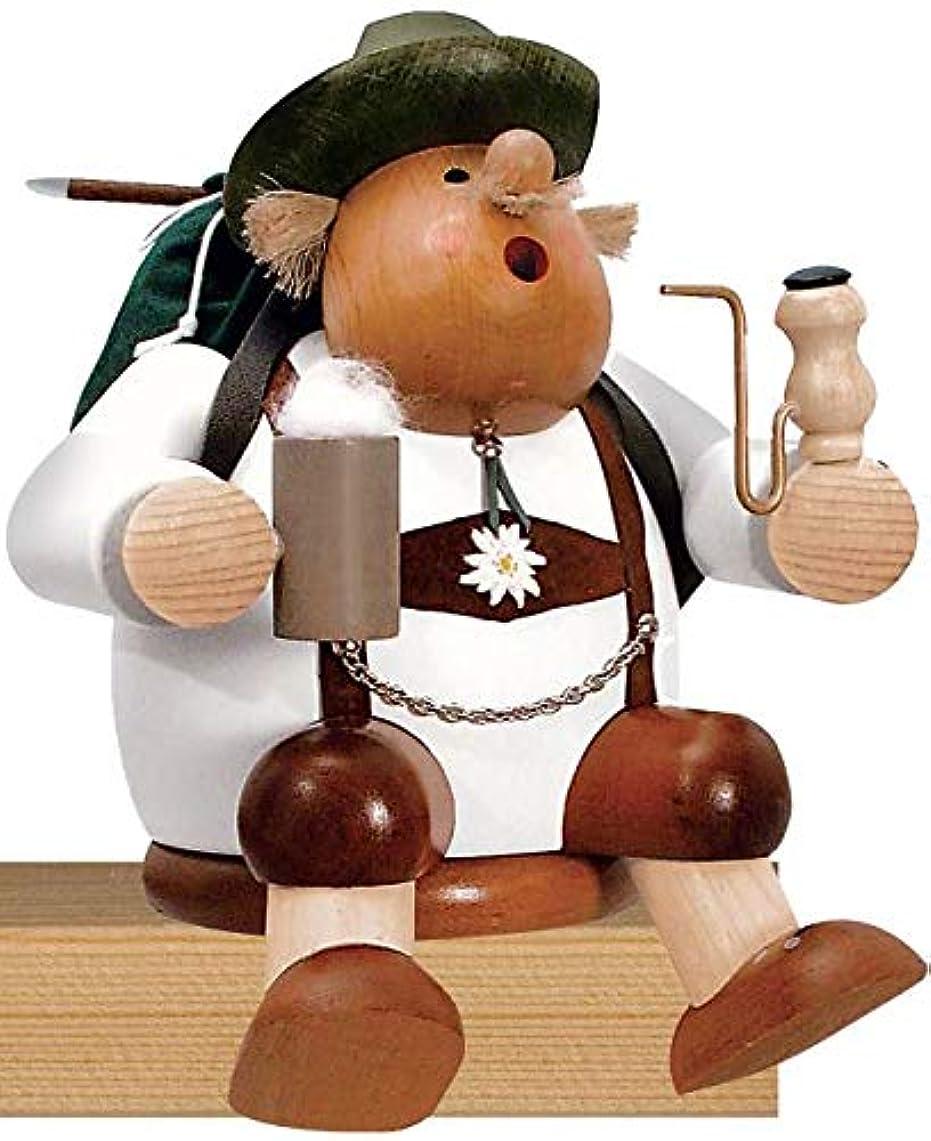 最初はマントルブロンズKWO バイエルンランブラー ドイツ製クリスマスインセンススモーカー ドイツ製