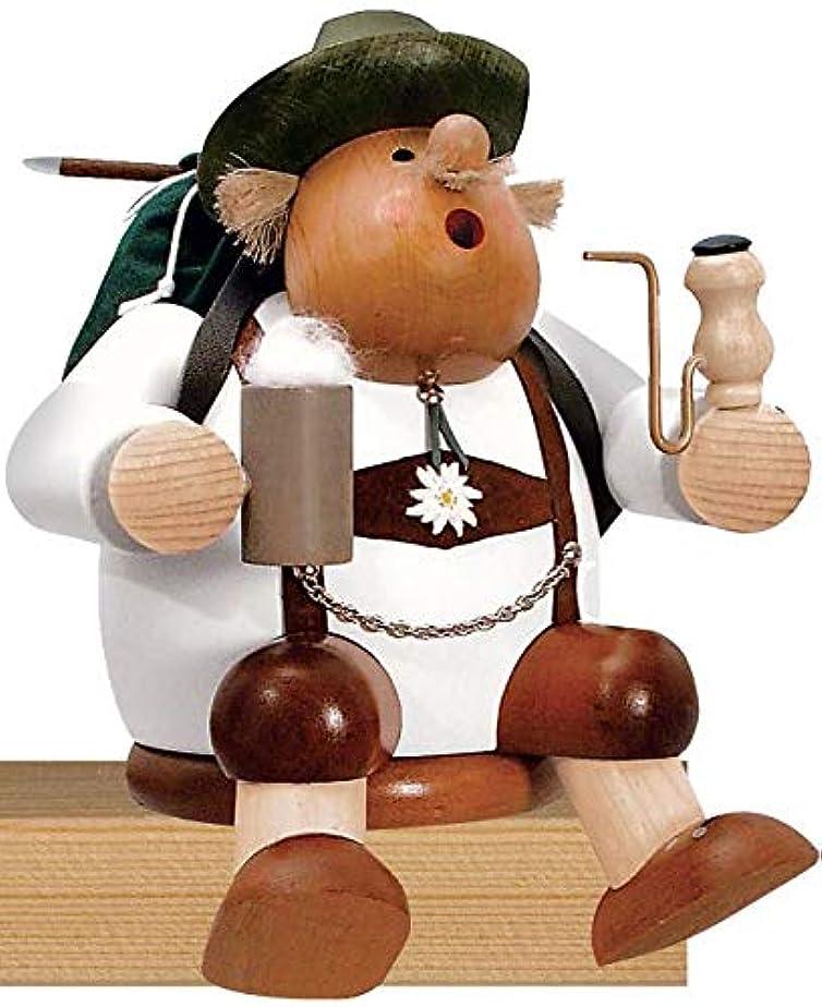 狐危険なサイレントKWO バイエルンランブラー ドイツ製クリスマスインセンススモーカー ドイツ製