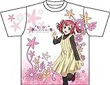 ラブライブ!サンシャイン!! 黒澤ルビィ フルグラフィックTシャツ I Lサイズ