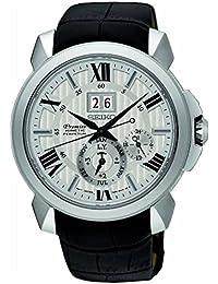 セイコー プルミエ Premier キネティック メンズ 腕時計 SNP143P1 シルバー [並行輸入品]