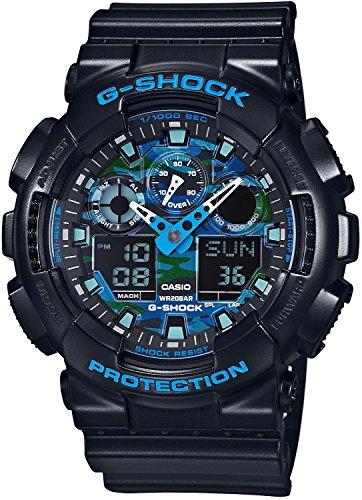アナログ?デジタル?男子高校生に人気のGショック腕時計を教えて!