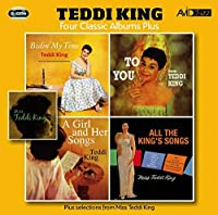 4 Classic Albums Plus -Teddi King - Bidin My Time / To You / Girl & Her Songs by Teddi King (2012-07-17)