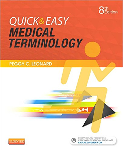 Download Quick & Easy Medical Terminology - E-Book (English Edition) B01B17IFUW