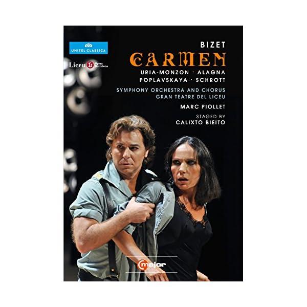 Carmen [DVD] [Import]の商品画像