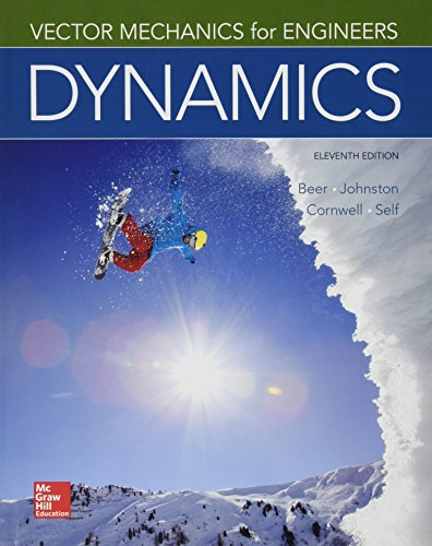 Package: Vector Mechanics for Engineers: Dynamics with 1 Semester Connect Access Card