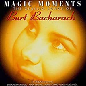 Bacharach, Burt: Magic Moments