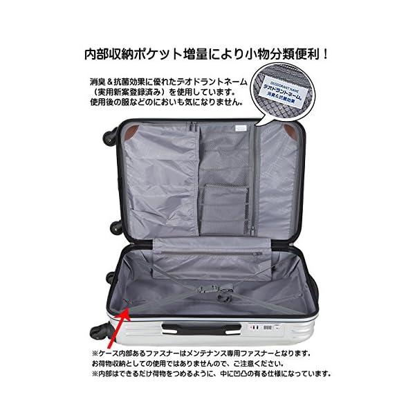 ラッキーパンダ スーツケース TY001 TS...の紹介画像5