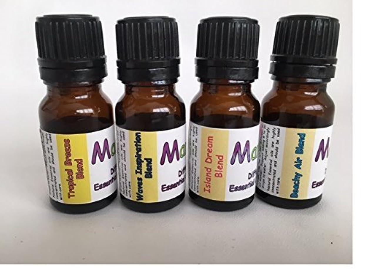 ガイダンスグラフィック別にAroma Diffuser essential oil blends- OCEAN AIR kit- 100% pure oil [並行輸入品]