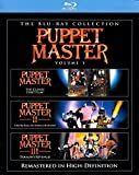 Puppet Master Trilogy [Blu-ray] [Import]