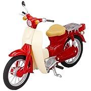 ex:ride ride.005 レトロバイク レッド (ノンスケール ABS製塗装済み完成品)