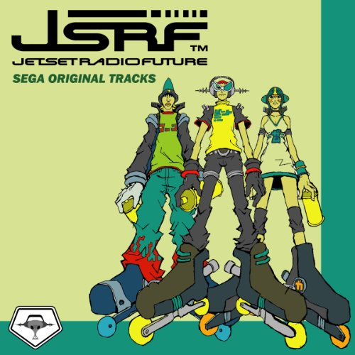 Jet Set Radio Future SEGA Original Tracks