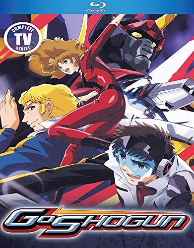 Goshogun Blu-Ray(戦国魔神ゴーショーグン TVシリーズ 全26話)