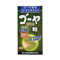 【お徳用 2 セット】 ゴーヤ粒100% 280粒×2セット