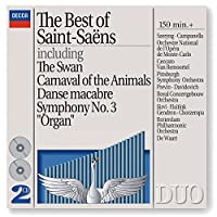 The Best of Saint-Sa毛ns (1994-10-11)