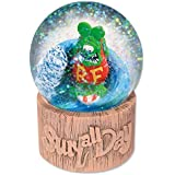 Rat Fink SNOW GLOBE Surf All Day
