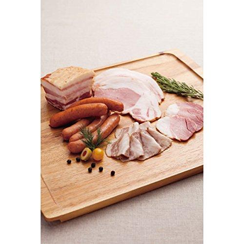 イブの恵み お取り寄せ ご当地グルメ イブの恵み 猪豚肉 ハム ウィンナー詰合せ