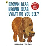 Brown Bear, Brown Bear, What Do You See?: With Audio Read by Eric Carle (Book & CD)