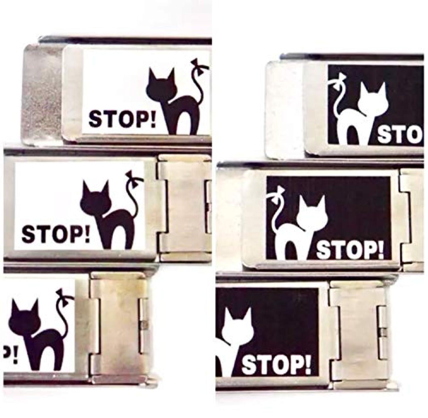 俳句一生と遊ぶ網戸ロック 3個セット にゃんにゃんストッパー 猫 脱走 防止 補助錠 (選べるオーダー注文)
