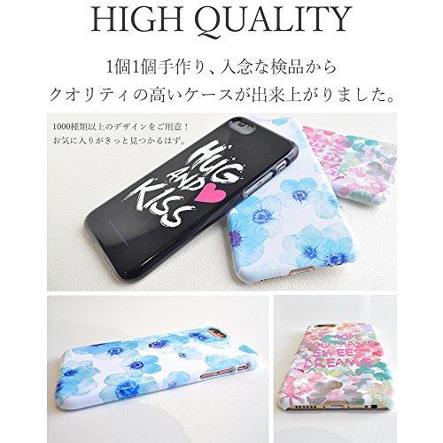 CollaBorn ( コラボーン ) iPhone7 Plus 5.5 インチ ディスプレイ ケース カバー Aloha! 側面印刷 / スマホケース