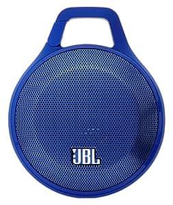 【国内正規品】JBL CLIP ポータブルワイヤレススピーカー Bluetooth対応 ブルー JBLCLIPBLUAS
