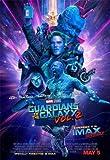 ガーディアンズ・オブ・ギャラクシー: リミックス シルク調生地 ファブリック アート キャンバス ポスター 約60×90cm Guardians of the Galaxy Vol. 2 [並行輸入品]