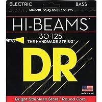 DR ベース弦 6弦 HI-BEAM ステンレス .030-.125 MR6-30