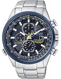 [シチズン]CITIZEN 腕時計 PROMASTER プロマスター 特定店限定 ブルーエンジェルスモデル エコ・ドライブ スカイシリーズ AT8020-54L メンズ