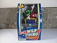 M&M's Candy Dispenser - Wild Things Roller-Coaster - Limited Edition [並行輸入品]