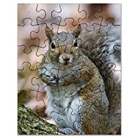 CafePress - Cute Squirrel - Jigsaw Puzzle, 30 pcs.